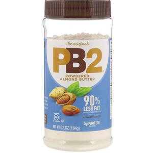 Белл Плантайшн, The Original PB2, Powdered Almond Butter, 6.5 oz (184 g) отзывы покупателей
