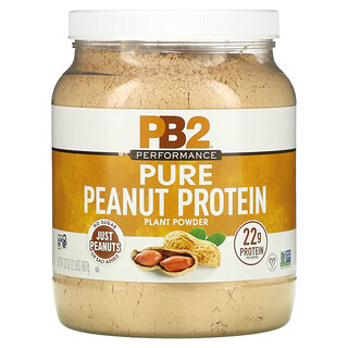 PB2 Foods, Pure Peanut Protein Plant Powder, 2 lbs ( 907 g)