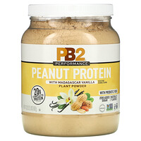 PB2 Foods, Performance, Peanut Protein with Madagascar Vanilla, 2 lbs (907 g)