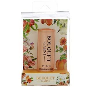 Bouquet Garni, Fragranced Lip Balm, Peach, 1 Lip Balm отзывы