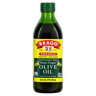 Bragg, Organic Extra Virgin Olive Oil, 16 fl oz (473 ml)