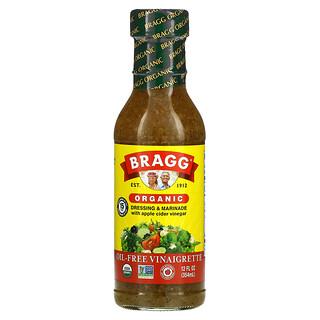 Bragg, Organic Dressing & Marinade with Apple Cider Vinegar, 12 fl oz (354 ml)