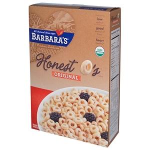 Барбарас Бэйкари, Honest O's Cereal, Original, 8 oz (227 g) отзывы