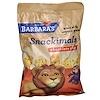 Barbara's Bakery, Snackimals, Animal Cookies, Chocolate Chip, 2.125 oz (60 g) (Discontinued Item)