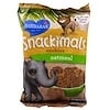 Barbara's Bakery, Snackimals, Animal Cookies, Oatmeal, 2.125 oz (60 g) (Discontinued Item)