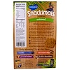 Barbara's Bakery, Snackimals, Animal Cookies, Oatmeal, 6 Bags, 1 oz (28 g) Each (Discontinued Item)