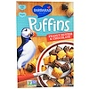 Barbara's Bakery, Puffins Cereal, Peanut Butter & Chocolate, 10.5 oz (298 g)