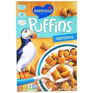 Барбарас Бэйкари, Puffins Cereal, Original, 10 oz (283 g) отзывы