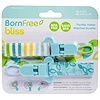 Born Free, Bliss, Pacifier Holder, 2 Pack