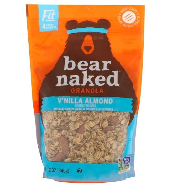 Bear Naked, Fit, Granola, V'Nilla Almond , 12 oz (340 g)