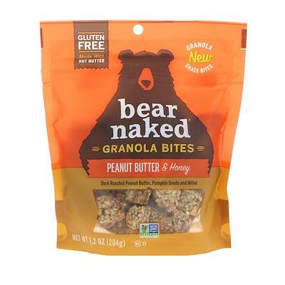Купить Bear Naked Гранола, арахисовое масло и мед, 7, 2 унц. (204 г)