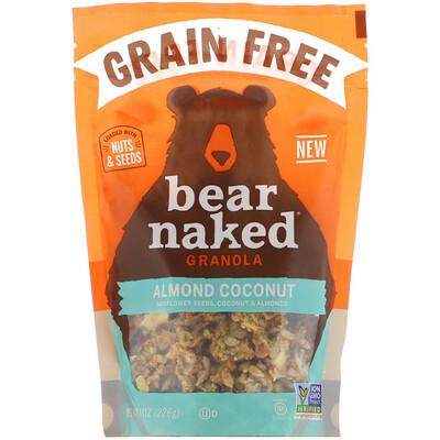 Купить Bear Naked Беззерновая гранола, миндаль и кокос, 226 г (8 унций)