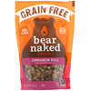 Bear Naked, Grain Free Granola, Cinnamon Roll, 8 oz (226 g)