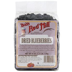 Бобс Рэд Милл, Dried Blueberries, 8 oz (226 g) отзывы покупателей