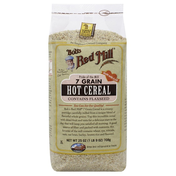 Bob's Red Mill, 7 Grain Hot Cereal, 1.56 lbs (708 g)