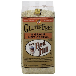 Bob's Red Mill, 8 Grain Hot Cereal, 27 oz (765 g)