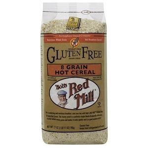 Бобс Рэд Милл, 8 Grain Hot Cereal, 1.7 lbs (765 g) отзывы