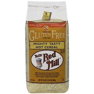 Бобс Рэд Милл, Mighty Tasty Hot Cereal, Gluten Free, 24 oz (680 g) отзывы