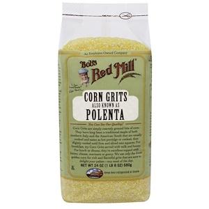 Бобс Рэд Милл, Corn Grits, Polenta, 24 oz (680 g) отзывы