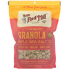 Bob's Red Mill, Pan-Baked Granola, Maple Sea Salt, 11 oz (312 g)