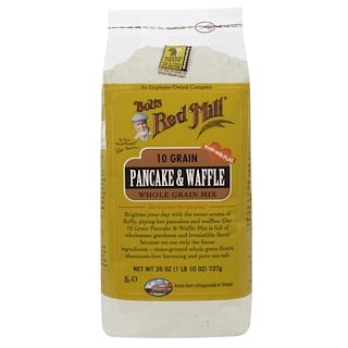 Bob's Red Mill, 10 Grain Pancake & Waffle Mix, 26 oz (737 g)