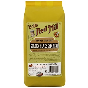 Бобс Рэд Милл, Golden Flaxseed Meal, 16 oz (453 g) отзывы