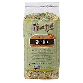 Bob's Red Mill, Vegi Suppe Mix, 28 oz (793 g)