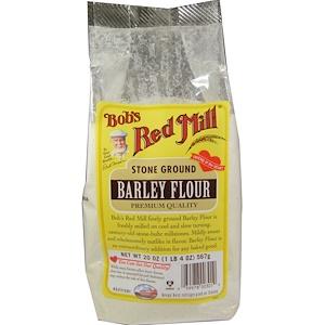 Бобс Рэд Милл, Barley Flour, 20 oz (567 g) отзывы покупателей