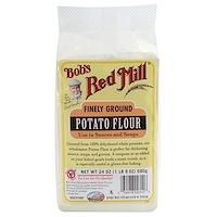 Картофельная мука мелкого помола, без ГМО, 24 унции (680 г) - фото