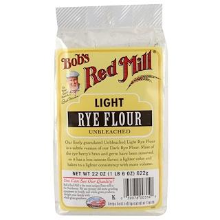Bob's Red Mill, Light Rye Flour, 22 oz (622 g)