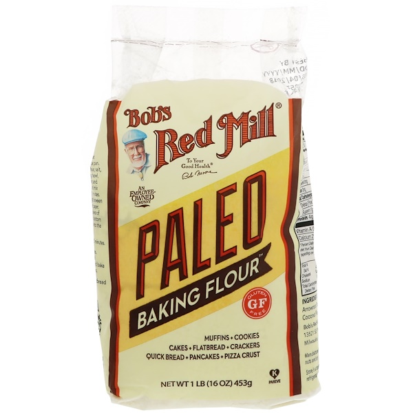 Bob's Red Mill, Paleo Baking Flour, 16 oz (453 g) (Discontinued Item)