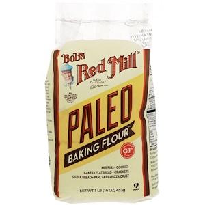 Бобс Рэд Милл, Paleo Baking Flour, 16 oz (453 g) отзывы покупателей