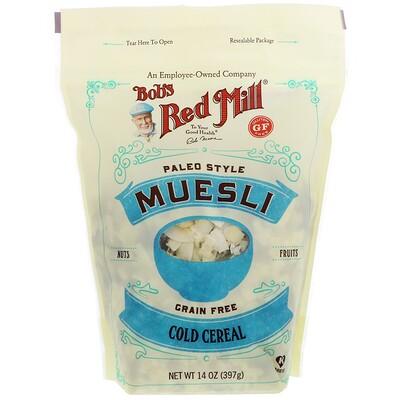 Muesli, Paleo Style, Gluten Free, 14 oz (397 g)