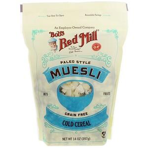 Бобс Рэд Милл, Muesli, Paleo Style, Gluten Free, 14 oz (397 g) отзывы покупателей