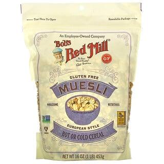 Bob's Red Mill, Muesli, Gluten Free, 16 oz (453 g)