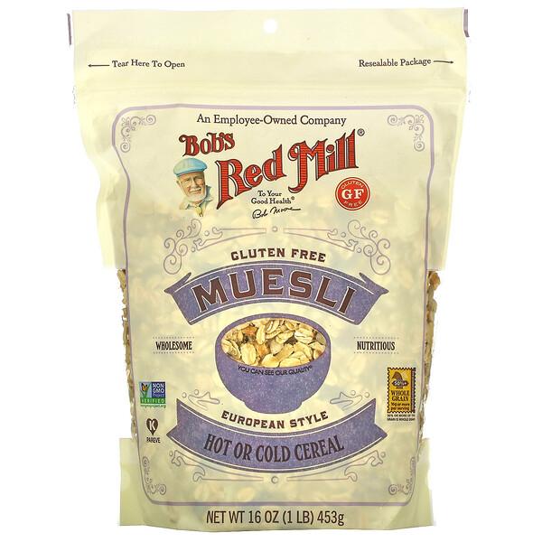Muesli, Gluten Free, 16 oz (453 g)