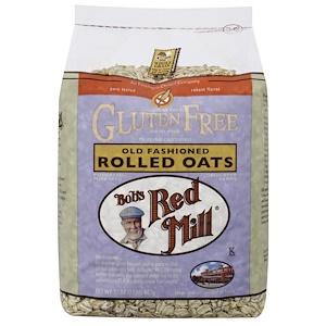 Бобс Рэд Милл, Old Fashioned Rolled Oats, Gluten Free, 32 oz (907 g) отзывы