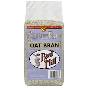 Бобс Рэд Милл, Oat Bran, Gluten Free, 18 oz (510 g) отзывы