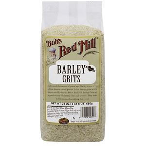 Бобс Рэд Милл, Barley Grits, 24 oz (680 g) отзывы