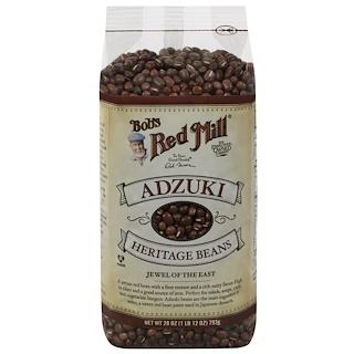 Bob's Red Mill, Adzuki Heritage Beans, 1.75 lbs (793 g)