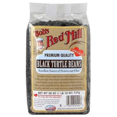 Black Turtle Beans, 26 oz (737 g) цена