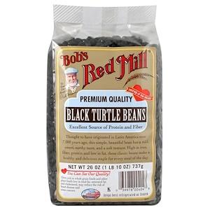 Бобс Рэд Милл, Black Turtle Beans, 26 oz (737 g) отзывы покупателей