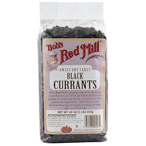 Бобс Рэд Милл, Black Currants, 16 oz (453 g) отзывы покупателей