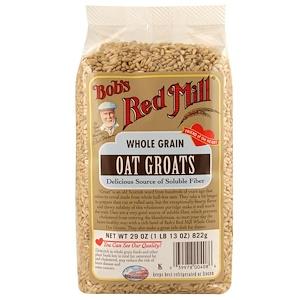 Бобс Рэд Милл, Whole Grain Oat Groats, 29 oz (822 g) отзывы