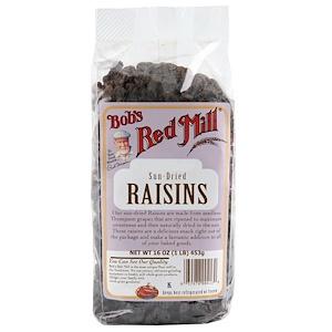 Бобс Рэд Милл, Sun Dried Raisins, 16 oz (453 g) отзывы