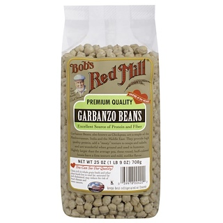 Bob's Red Mill, Garbanzo Beans, 25 oz (708 g)