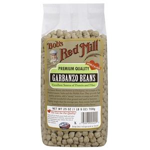 Бобс Рэд Милл, Garbanzo Beans, 25 oz (708 g) отзывы покупателей