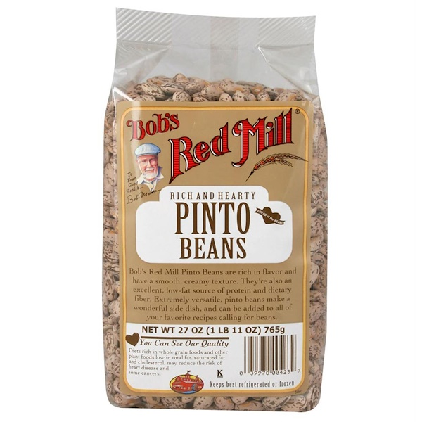 Bob's Red Mill, Pinto Beans, 27 oz (765 g)