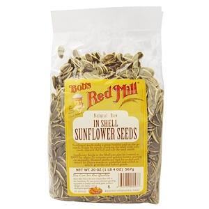 Бобс Рэд Милл, In Shell Sunflower Seeds, 20 oz (567 g) отзывы