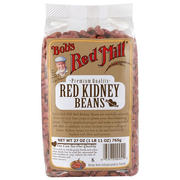 Bob's Red Mill, レッドキドニービーンズ, 27 オンス (765 g) (Discontinued Item)